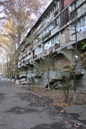 Immeuble du centre de Tachkent