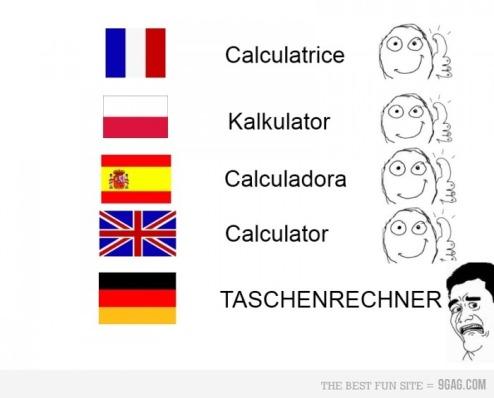 9gag aime taper sur l'allemand