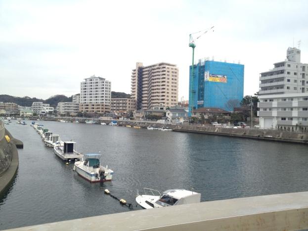 Fujisawa - fleuve Katase
