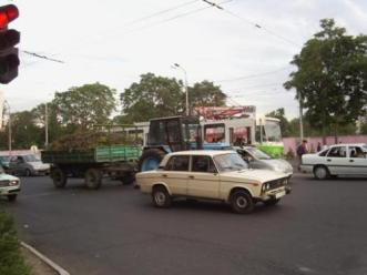 Taxi sauvage