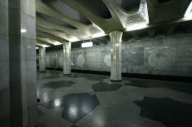Station de métro de Tachkent - http://en.wikipedia.org/wiki/Tashkent_Metro