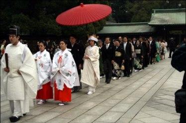 se marier au Japon