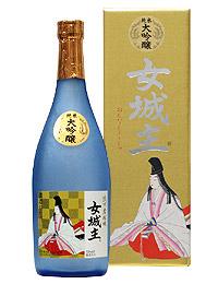 Iwamura Jozo - onna joshu junmai daiginjo http://torokko.shop-pro.jp/?pid=5547956