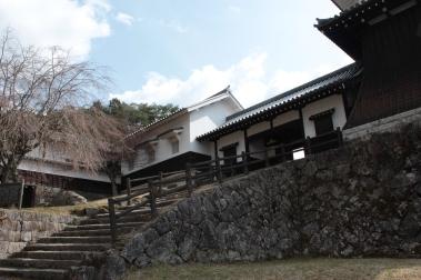 Ruines du château d'Iwamura