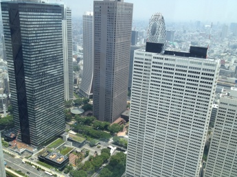 Un après midi de juin, à Tokyo