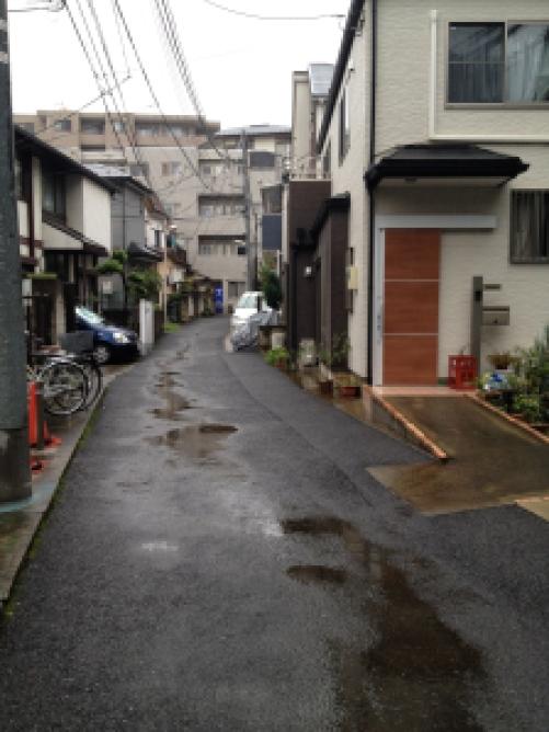 Ma rue