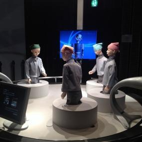 Androids et robots